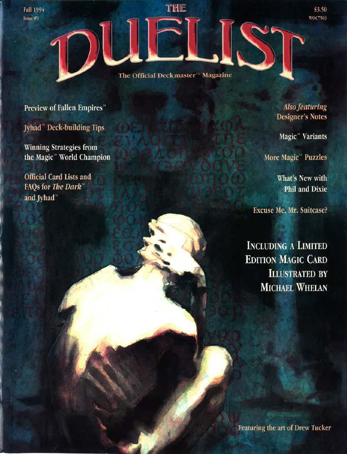 The Duelist #3, Fall 1994