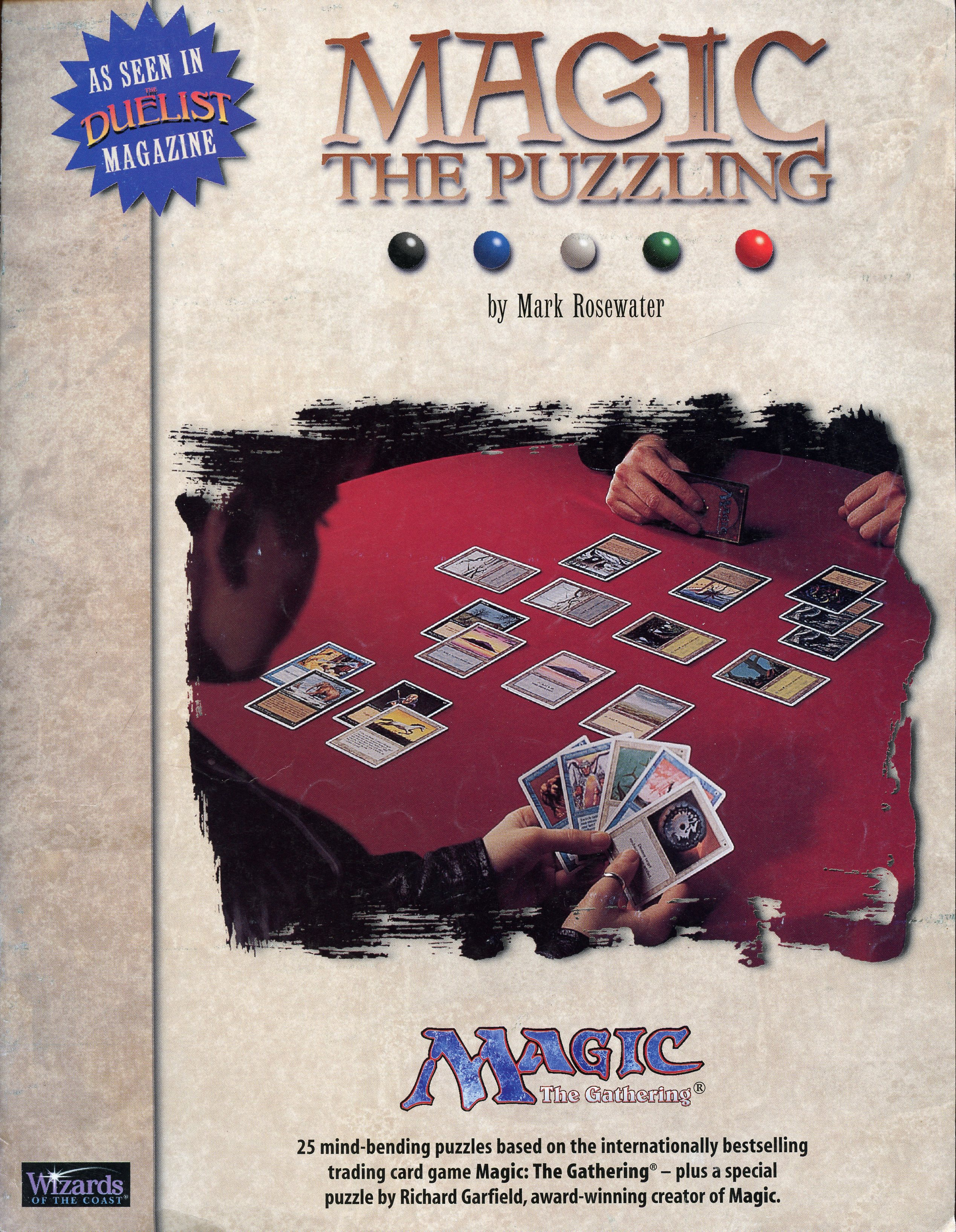 Magic The Puzzling Preview